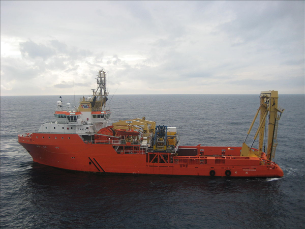 AHTS Vessel