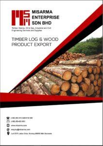 Misarma timber export