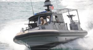 Fast Crew Boat Miri