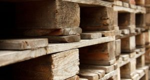Wooden Pallets - Feature image
