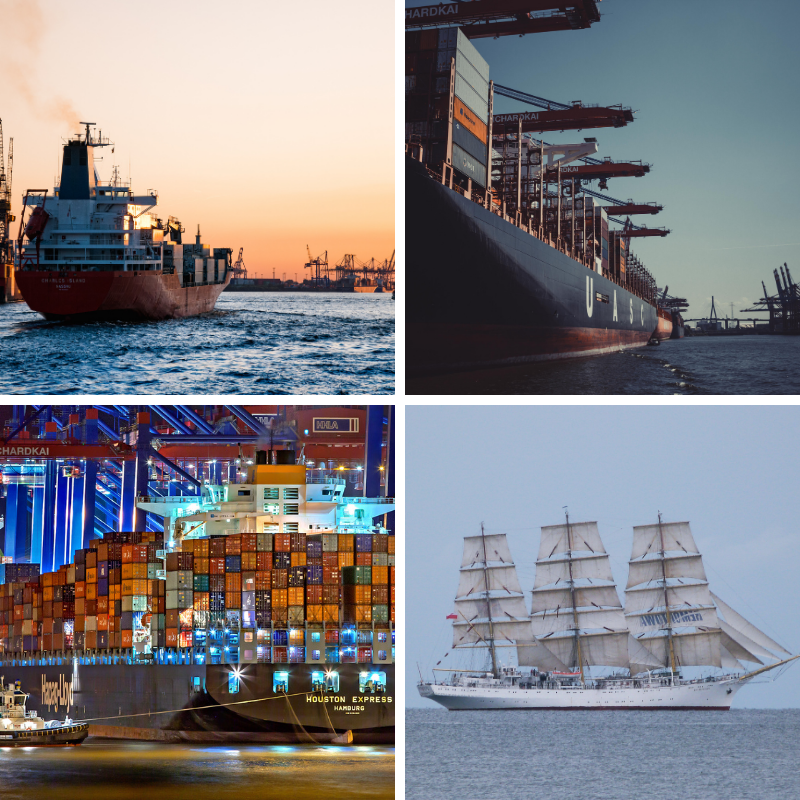 Boats - Marine wharf services