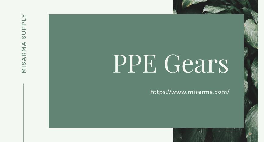 PPE Gears Misarma Supply Miri Sarawak