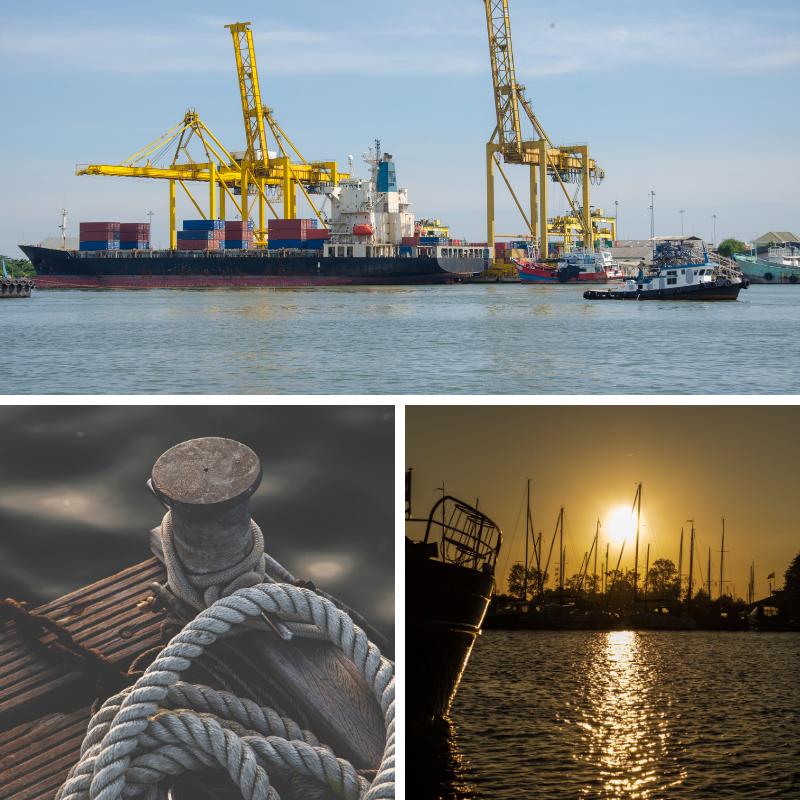 Ports - Misarma enterprise blog posting - marine wharf services