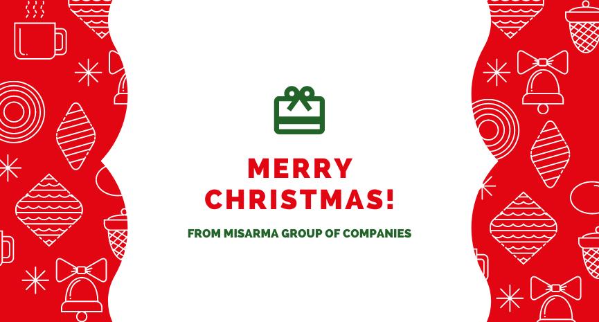 Misarma Merry Christmas!