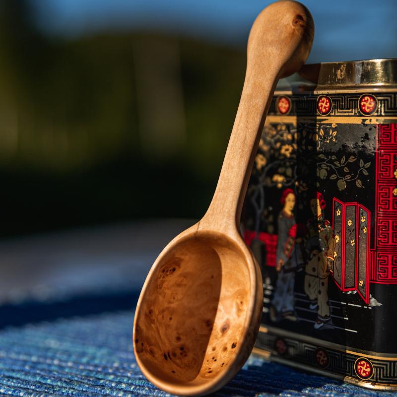 Wooden utensils - misarma enterprise - image via pexels