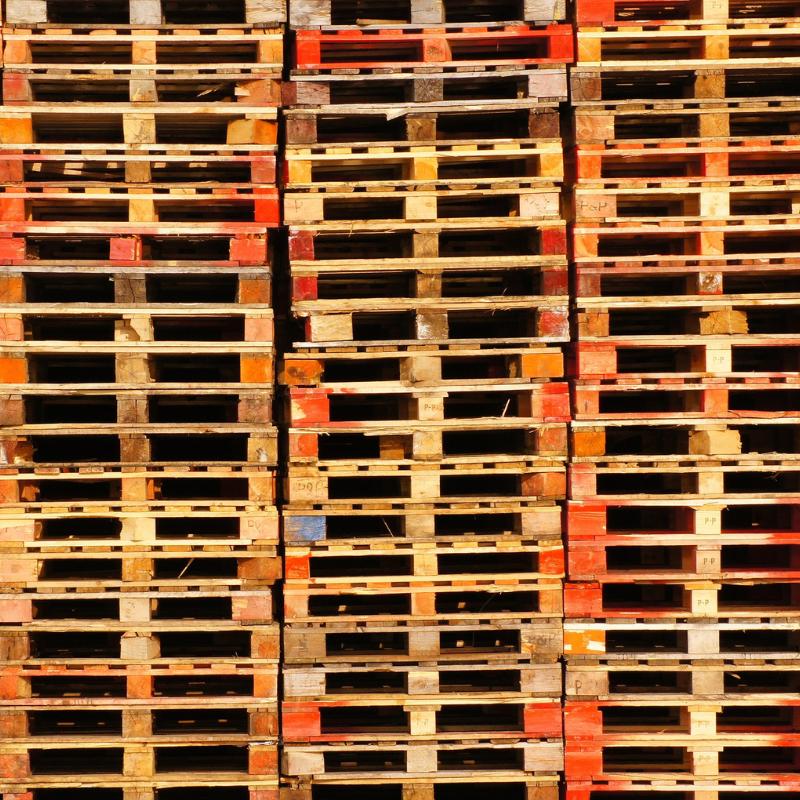 wooden pallet - misarma enterprise
